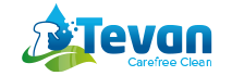 Tevan Carefree Clean Logo